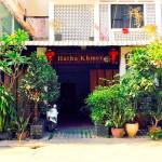 -プノンペン- Hatha Khmer Spa