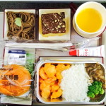 コチュジャン!マッコリ!アシアナ航空の機内食レビュー