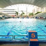 バンコクの公共プール体験記 -Sport Authority Hua Mark-