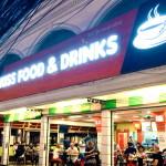 パタヤへの一人旅におすすめしたい「Kiss Food & Drinks」