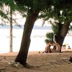 パタヤのゲイビーチと周辺のゲイバーについて