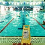 台北「大安運動中心」の50mプールで泳ぎまくれ