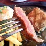 バンコクのステーキハウス「Chokchai Steak House」で格安ランチ
