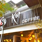 ベトナムのフエでおすすめのカフェ「KOI COFFEE」
