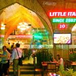 ステーキも食べれるフエの老舗イタリア料理店「LITTLE ITALY」