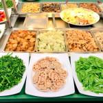 台北駅前「祥意素食館」で少し遅めの朝食が最高!