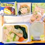 UA特典航空券で食べた機内食まとめ '17年春