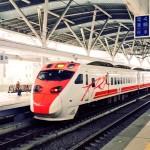 台湾鉄道の日本製の新型車両プユマ号に乗ってみた