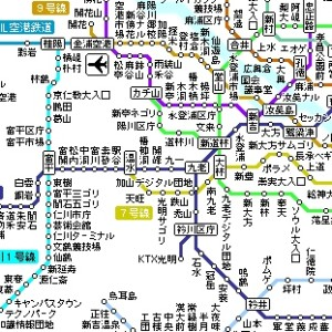 Seoul-Subway