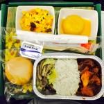 エチオピア航空で行く香港の機内食レビュー -後編-