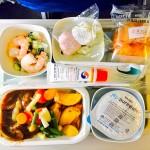 大韓航空で行く成田・釜山往復の機内食レビュー