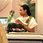 エチオピア航空で行くソウル仁川の機内食レビュー -前編-
