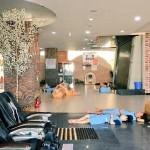 仁川富平市場駅にある「SPA REX」でチムジルバンを満喫