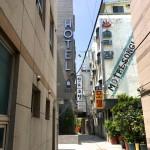 釜山でゲイバー巡りするなら「TINTO HOTEL」が清潔で便利